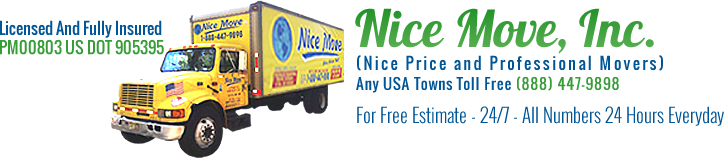 Nice Move Inc. | New Jersey Moving Company